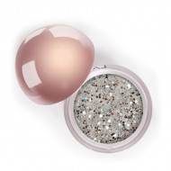 "Сияющий блеск для век ""Глиттер"" Crystalized Glitter LASplash Pina Colada"