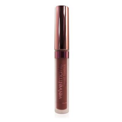 Матовая жидкая помада для губ VelvetMatte Liquid Lipstick LASplash Red Velvet: фото