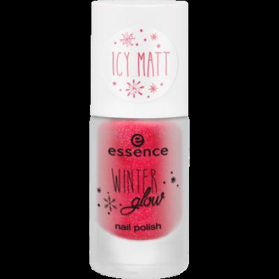 Лак для ногтей Winter glow Essence 01 miss frost: фото