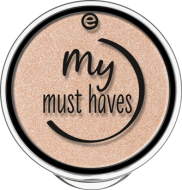 Тени для век My Must Haves Essence 01 go goldie