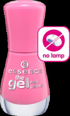 Лак для ногтей The gel Essence 89 hi, pink panther