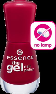 Лак для ногтей The gel Essence 91 the one and only