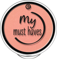 Румяна My Must Haves Satin Blush Essence 01 coral dream: фото