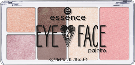 Тени для век Eye & Face Palette Essence 01 glow for it: фото