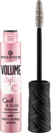 Тушь для ресниц Volume Stylist 18h Curl & Hold Mascara Essence: фото