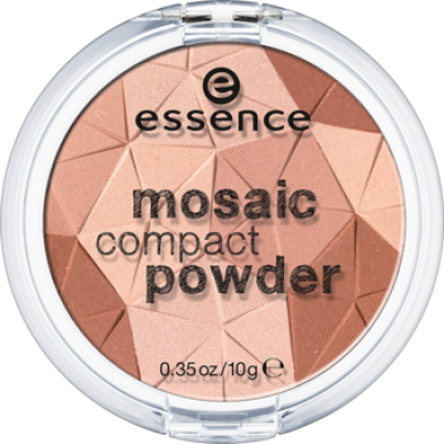 Компактная пудра Mosaic Essence: фото
