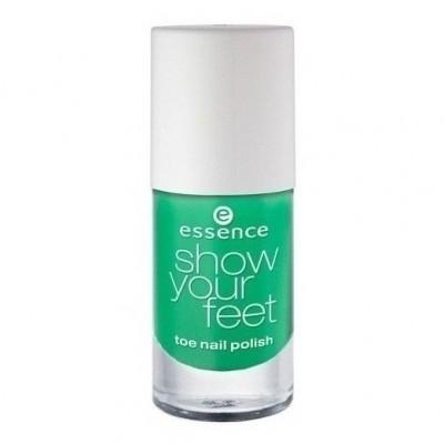 Лак для педикюра Show your feet Essence 10 Джунгли: фото