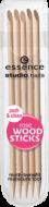 Палочки для маникюра Studio nails rose wood sticks Essence: фото