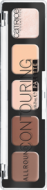 Корректор 5 в 1 Allround Contouring Palette Catrice: фото