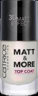Топовое матовое покрытие Matt & More Top Coat Catrice: фото