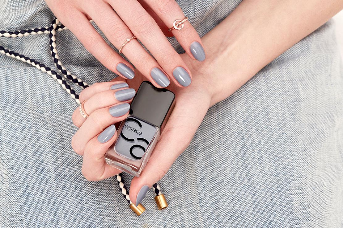 Catrice лак для ногтей iconails