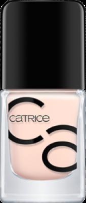 Лак для ногтей ICONails Gel Lacquer Catrice 22 100% cotton слоновая кость: фото
