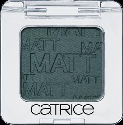 Одинарные тени для век Absolute Eye Colour Catrice 1000 Kermit Closer серый матовый: фото