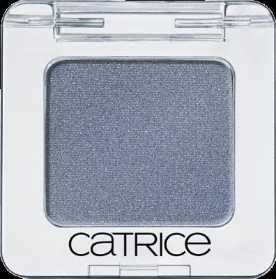 Одинарные тени для век Absolute Eye Colour Catrice 980 The Big Blue Theory серо-голубой с блеском: фото