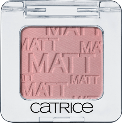 Одинарные тени для век Absolute Eye Colour Catrice 970 Peachahontas розовый матовый: фото