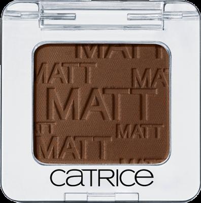Одинарные тени для век Absolute Eye Colour Catrice 930 Hakuna MATTata коричневый матовый: фото
