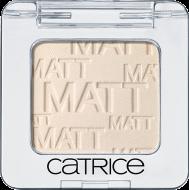 Одинарные тени для век Absolute Eye Colour Catrice 660 Ice White Open белый матовый: фото