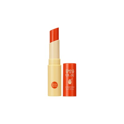 Тинт-бальзам Honey Dew Tint Stick Holika Holika 03 Orange: фото
