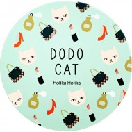 Кушон Face 2 Change Dodo Cat Glow Cushion BB Dodo's Going Out Holika Holika, тон 23, натуральный беж: фото