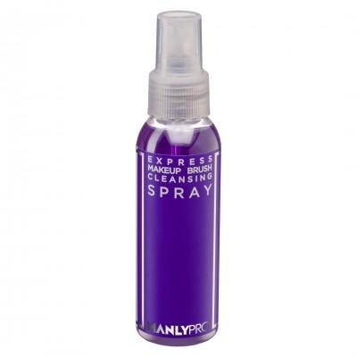 Экспресс-очиститель кистей для макияжа с антибактериальным эффектом Manly Pro КО10: фото