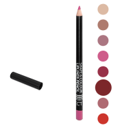 Карандаш для губ Shape&Colour Lipliner Pencil Long Lasting Affect Bordo: фото