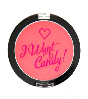 Румяна I Heart Makeup I Want Candy MakeUp Revolution Wow: фото