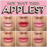 Палетка блесков для губ и румян How Bout Them Apples
