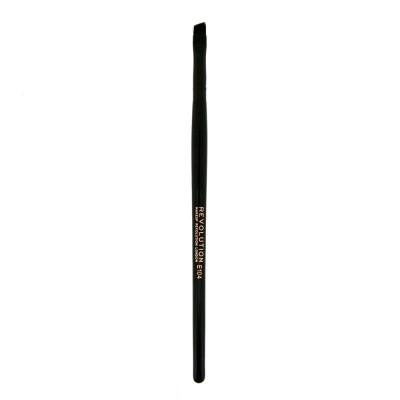 Кисть для макияжа бровей Pro E104 Eyebrow Brush Makeup Revolution: фото