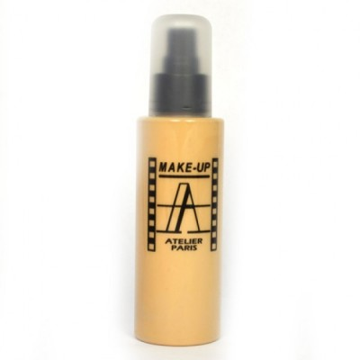 Тон флюид водоустойчивый Make-Up Atelier Paris 2Y FLMW2Y светло-золотистый 100 мл