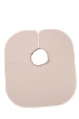 Пелерина средняя, цвет бежевый Valeri-D: фото