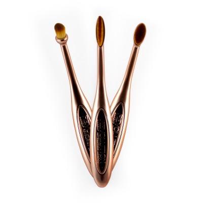 Набор кистей для макияжа глаз Precision Eye Set MakeUp Revolution: фото