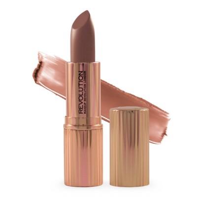 Губная помада Makeup Revolution Renaissance Lipstick Vow: фото