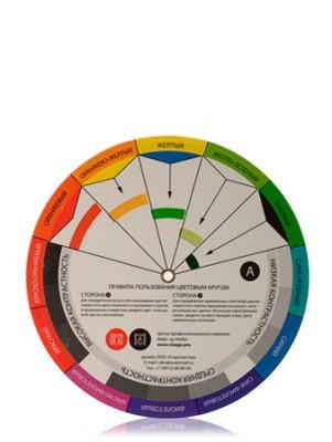 Цветовой круг Make-up-Atelier 4618: фото