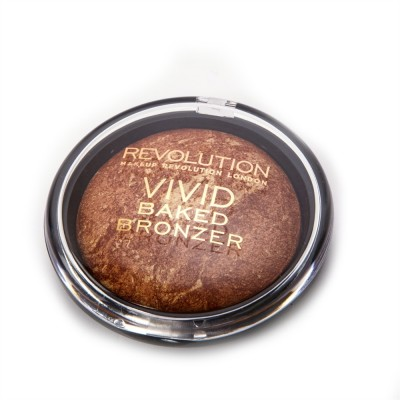 Бронзер Makeup Revolution Baked Bronze Rock on world: фото