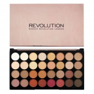 Палетка теней Makeup Revolution Ultra 32 Eyeshadow Palette Flawless 3 Resurrection: фото