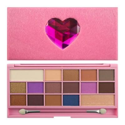 Палетка теней I Heart Makeup Unicorn Love Palette: фото