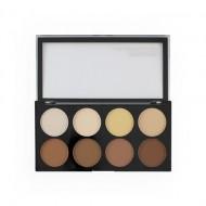Палетка для контурирования Makeup Revolution Iconic Lights and Contour Pro: фото