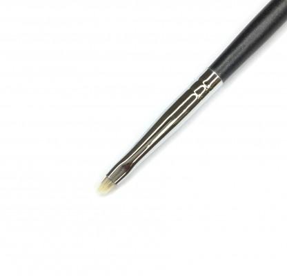 Кисть для бровей и прорисовки мелких деталей MAKE-UP-SECRET 627 (выдра): фото