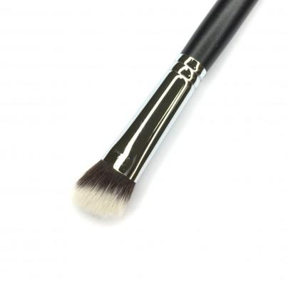 Кисть плоская MAKE-UP-SECRET 745 для коррекции жирными текстурами (нейлон) 745: фото