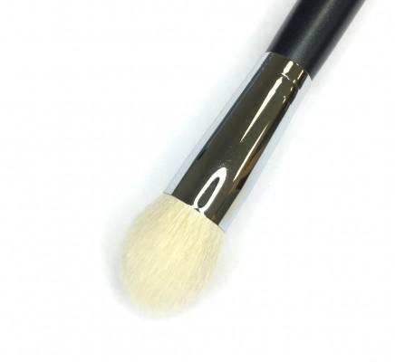 Кисть для пудры круглая MAKE-UP-SECRET 210 малая (коза-премиум): фото