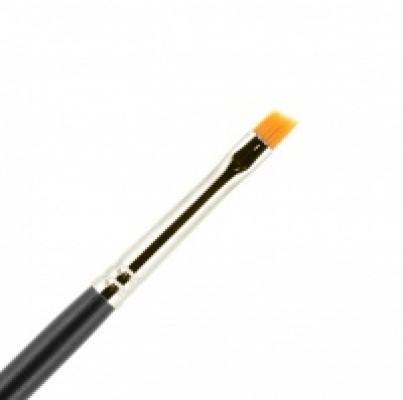 Кисть для бровей из упругого нейлона № 4Н со скосом VALERI-D: фото