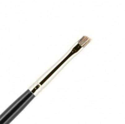 Кисть для бровей из волоса барсука №4 со скосом VALERI-D: фото