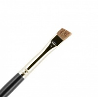 Кисть для бровей из волоса хорька №6 со скосом VALERI-D: фото