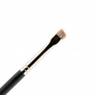 Кисть для бровей из волоса барсука №6 со скосом VALERI-D: фото