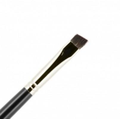 Кисть для бровей из волоса енота №7 со скосом VALERI-D: фото