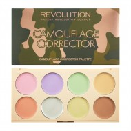 Палетка корректоров Makeup Revolution Camouflage Corrector Palette: фото