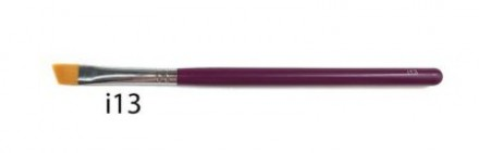 Кисть для коррекции четкости стрелок и контура губ i13 (нейлон): фото