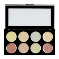 Палетка хайлайтеров Makeup Revolution Ultra Strobe Balm Palette: фото