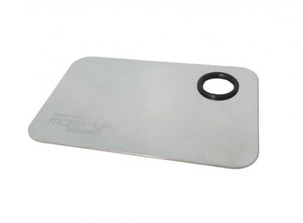 Большая палитра для смешивания MAKE-UP-SECRET (металл): фото