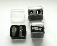 Точилка для косметических карандашей MAKE-UP-SECRET MUS (двойная): фото